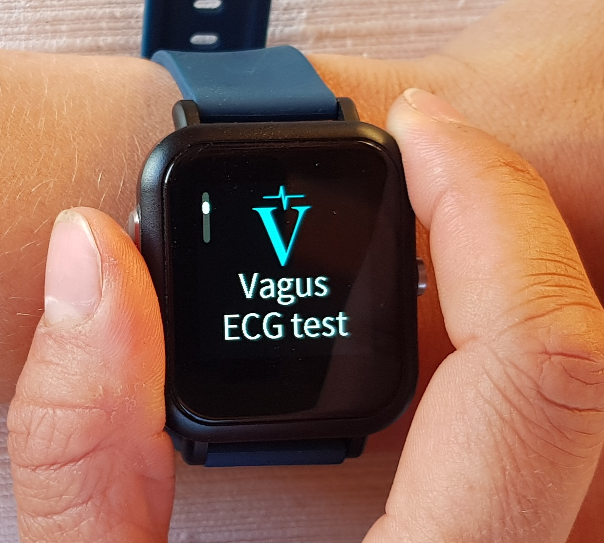 Our Vagus Test explained 1: Much more than Heart Rate Variability (HRV)