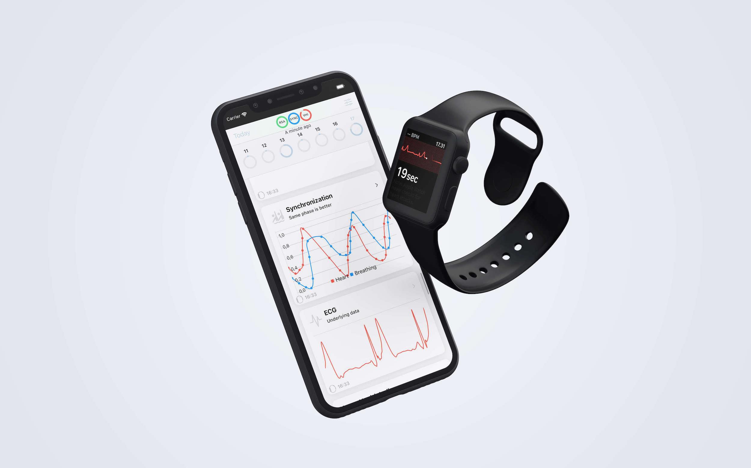 Pressrelease:  VAGUS ECG app for Apple Watch