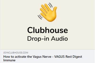 10 ways to activate the Vagus Nerve