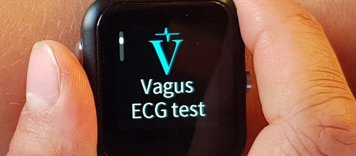 Vagus ECG Test Watch